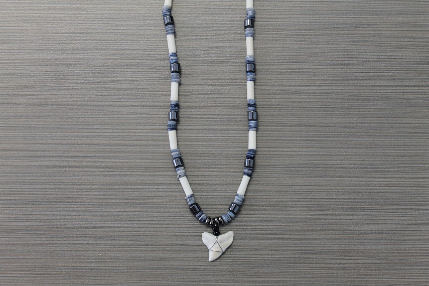 Shark Tooth Necklaces