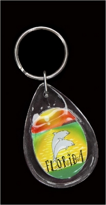 Acrylic Key Chain -  (Florida Only)