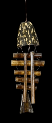 W-256 - Bamboo Wind Chime