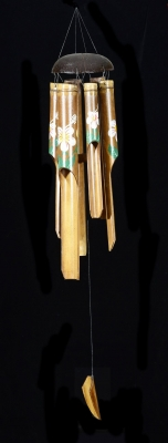 W-258 - Bamboo Wind Chime