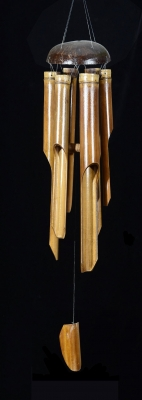 W-263 - Bamboo Wind Chime
