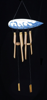 W-266 - Bamboo Wind Chime