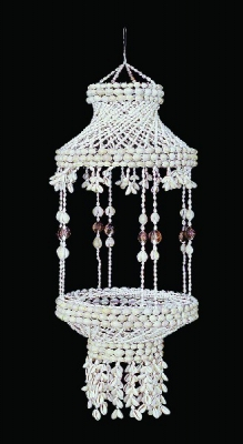Shell Chandeliers C-115