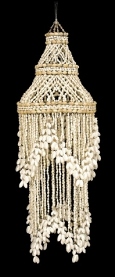 Shell Chandeliers C-119