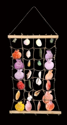 Sea Shell Wall Hanging