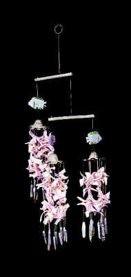 Shell Wind Chimes-209