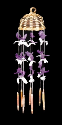 Shell Wind Chimes-238