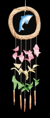 Shell Wind Chimes-239