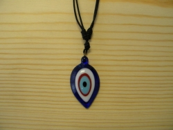 N-8374 - Evil Eye Pendant Necklace