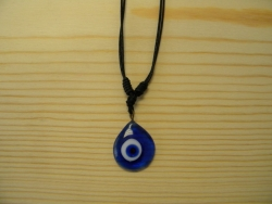 N-8378 - Evil Eye Pendant Necklace