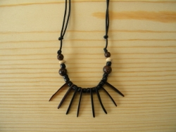 N-8452 - Coco Spike Fashion Necklace