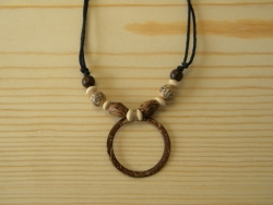 N-8455 - Coco ring Fashion Necklace