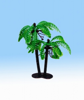 Double Palm Tree - Small