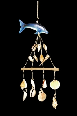 Dolphin Shell Chime
